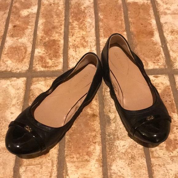 4b6fa88f6 Cole Haan Shoes | Elsie Ballet Flats | Poshmark